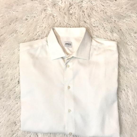 Armani Collezioni Other - Armani Collezoni White Button down shirt